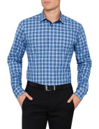 Bolton Check Slim Fit Shirt $119.50