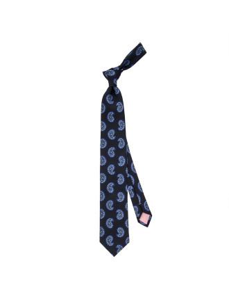 Faraday Paisley Tie