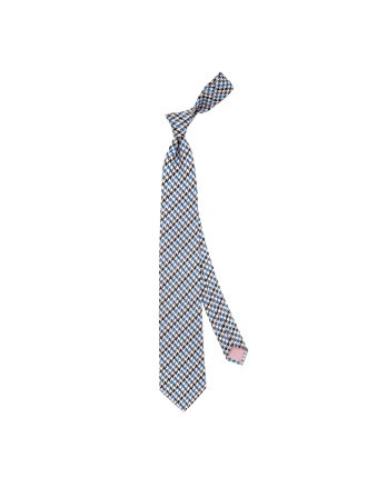 Purcell Check Tie