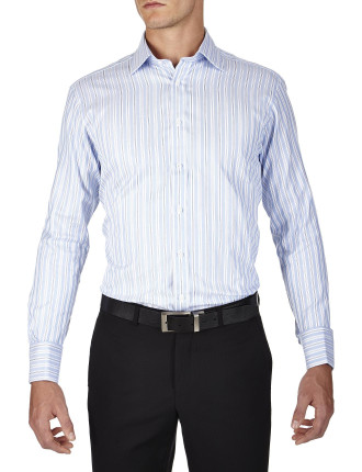 Haly Stripe Prestige Classic Fit Shirt