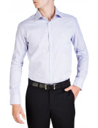 Wroth Stripe Traveller Classic Fit Shirt $129.00