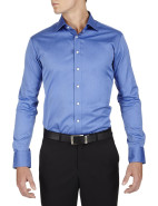Yorke Plain Collection Slim Fit Shirt $239.00