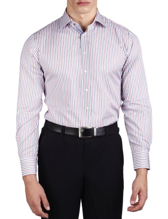 Wauchope Stripe Flag Collection Slim Fit Shirt