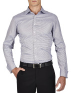 Adamsy Texture Prestige Slim Fit Shirt $239.00
