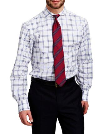 Fullalove Check Slim Fit Shirt