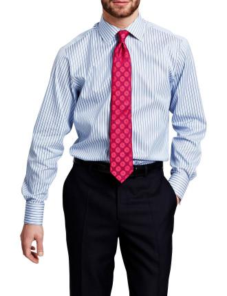 Weaver Stripe Slim Fit Shirt