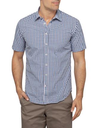 Hamish Check Casual Shirt