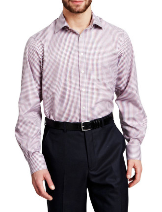 Cantwell Check traveller shirt