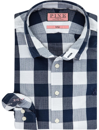 Combes Check Casual Shirt