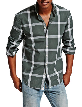 Ryland Check Casual Shirt