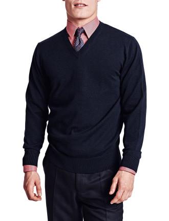 Hawthorne V-Neck knit