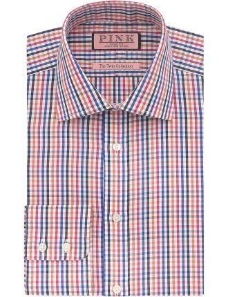 Fraser Check Regular Fit Shirt