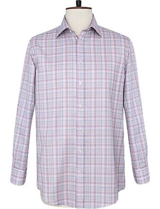 Stregon Check Regular Fit Shirt