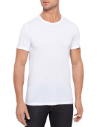Pima Cotton Round Neck T-Shirt $59.95