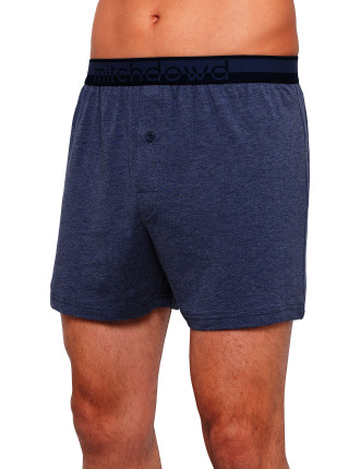 Loose Fit Knit Boxer