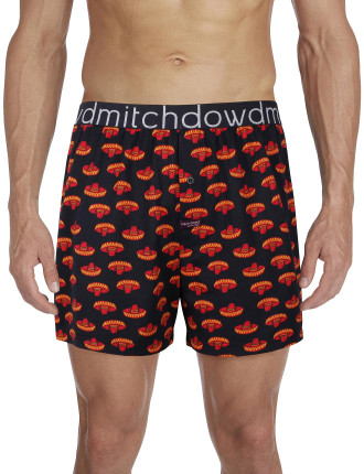 Sombreros Yardage Loose Fit Boxer
