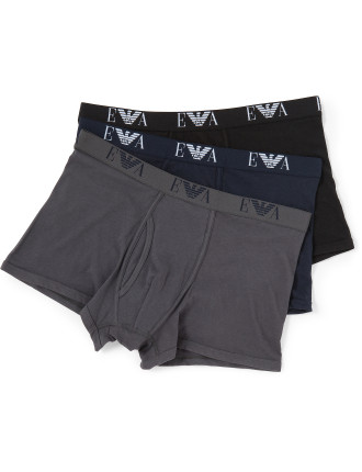 Cotton Trunk Pack of Three