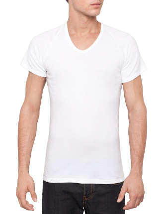 Deep Crew Interlock T-Shirt