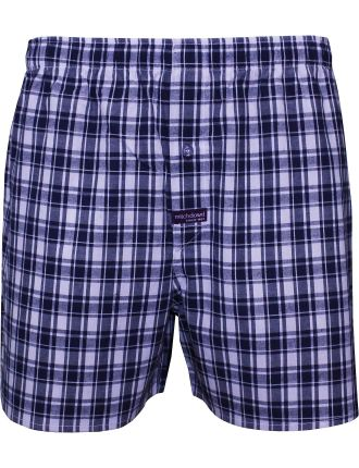 Clarke Check Yd Boxer - Comd Package