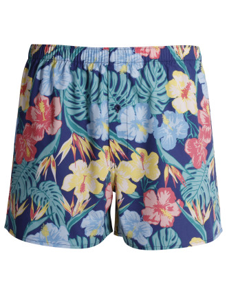 Bright Tropic Boxer Short
