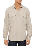 Ripstop Shirt With Chest Patch Pockets $47.97