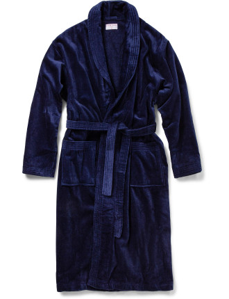 Triton 10 Navy Men'S Robe