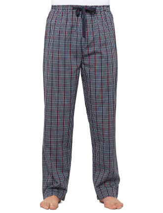 Hampton Check Pant