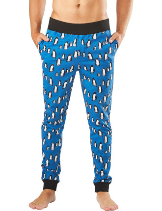 PENGUIN PARADE KNIT SLEEP PANT