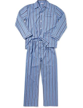 Mayfair 69 Blue Men'S Ew Pyjama Set