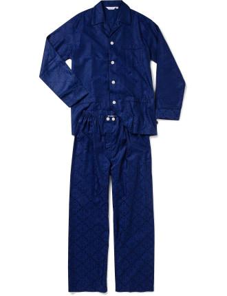 Paris 9 Midnight Men'S Ew Pyjama Set