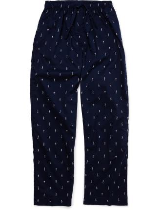 Nelson 59 Navy Men'S Trouser