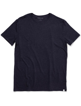 Marlowe 1 Navy Men'S S/S R/N T-Shirt