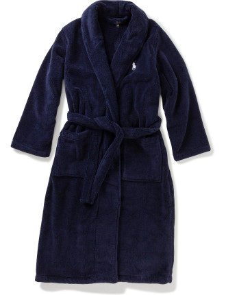Soft Terry Robe