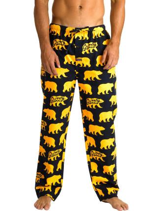 Grizzly Bear Sleep Pant