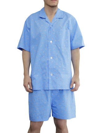 Featherweight Short Pyjama Set