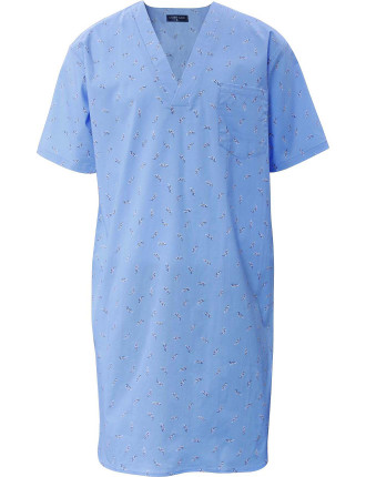 Featherweight Short Sleeve Nightshirt
