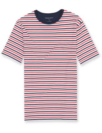 Dylan 2 Coral Men'S S/S R/N T-Shirt