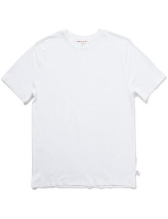 Basel 1 S/S Crew Neck Micromodal T-Shirt