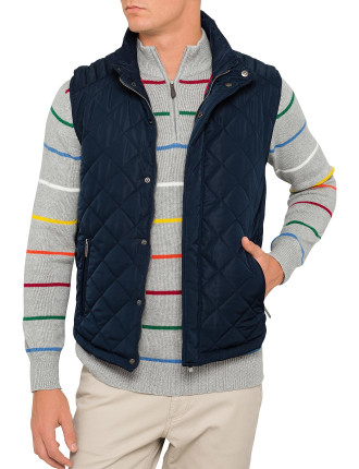Quilted Vest 1
