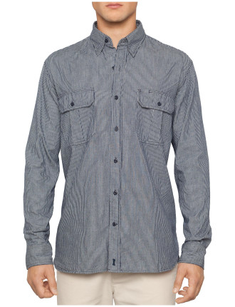 Stockwell Long Sleeve Work Shirt