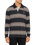 Multi Stripe Rugby Top $41.97