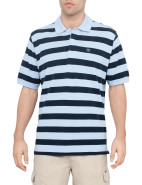 St. Tropez Stripe Polo $59.95