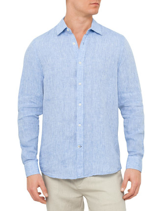 Linen Shirt L/S