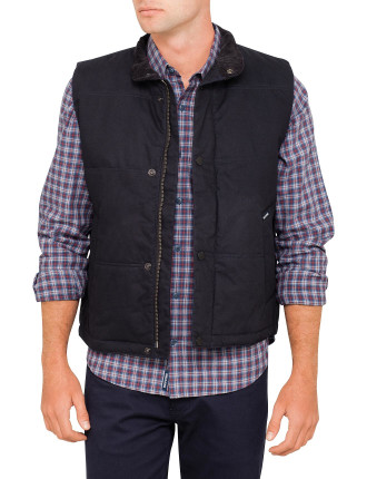 Vickers Quilted Vest