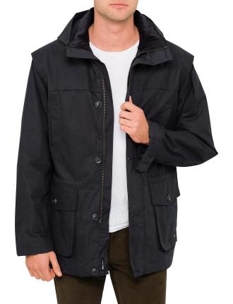 Braddon Field Coat
