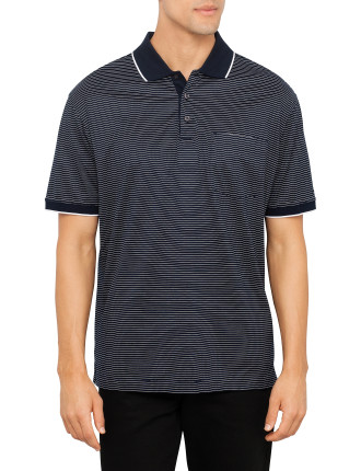 Edwin Mercerised Polo