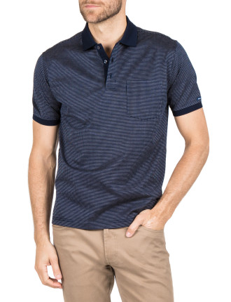 Eugene Mercerised Polo