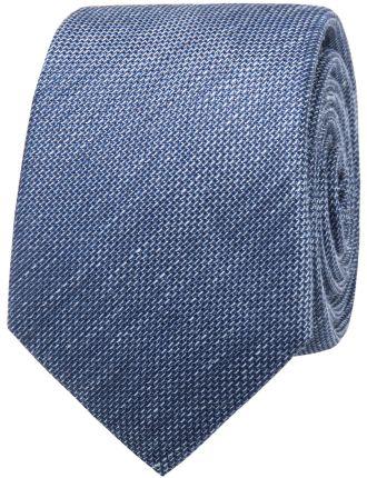 Mixed Yarn Textured Plain Tie