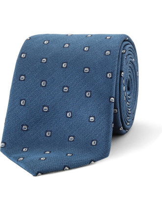 ABSTRACT SPOT TIE