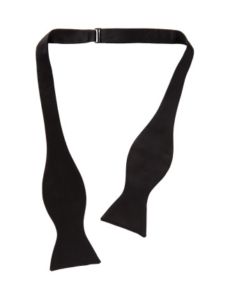 Silk Tie Your Own Bow Tie